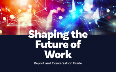 Three surprising lessons I learned while leading a global research about the future of work